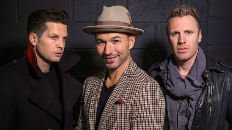 Mind over matter': The Tenors try to move past national anthem
