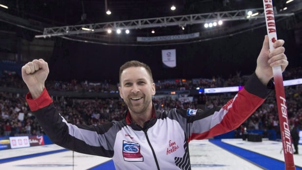 Gushue wins second straight Grand Slam of Curling with Masters victory