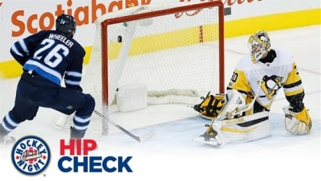 Blake Wheeler scores fastest hat trick in Winnipeg's history