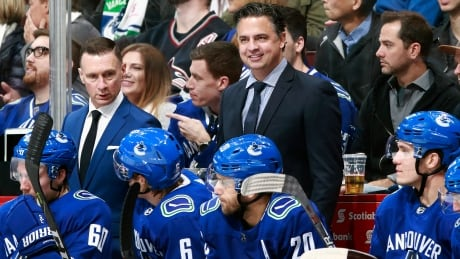 Canucks Coach Travis Green Doing Things His Way — And It's Working