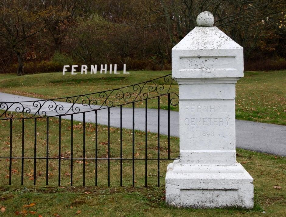 Secrets of Fernhill: Inside Saint John's spooky, historic cemetery