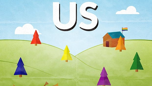 The musical 'Us,' created in Regina, is set at an LGBT youth camp.