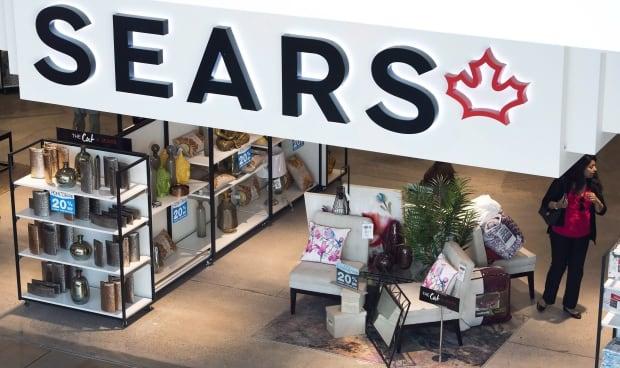 Sears Canada Lampert 20171024