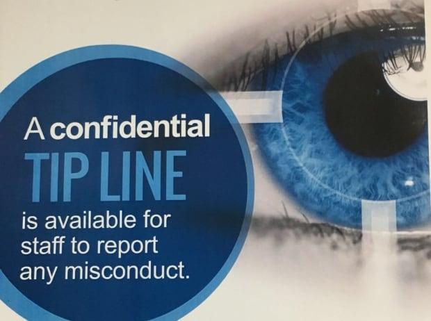 tip line poster