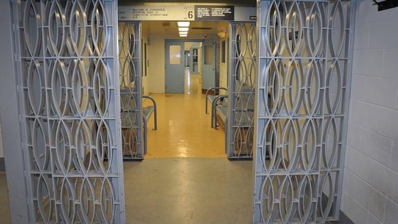 Prison sexual harassment