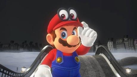 Super Mario Odyssey Bonneton