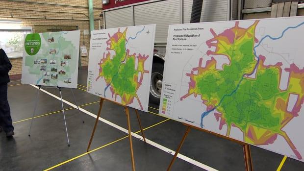 Maps Fire Response Times