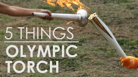 5 Things About The Olympic Torch