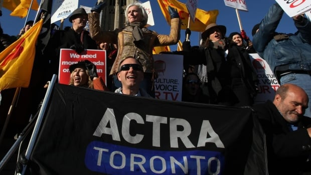 ACTRA Toronto insists its union is taking the situation 'very seriously,' as they look to create concrete measures to combat sexual misconduct.