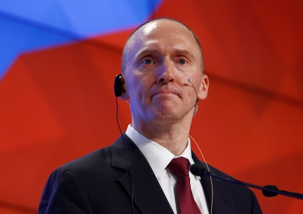 USA-TRUMP/RUSSIA/CARTER PAGE