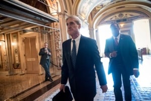 Congress Russia Probe-Mueller