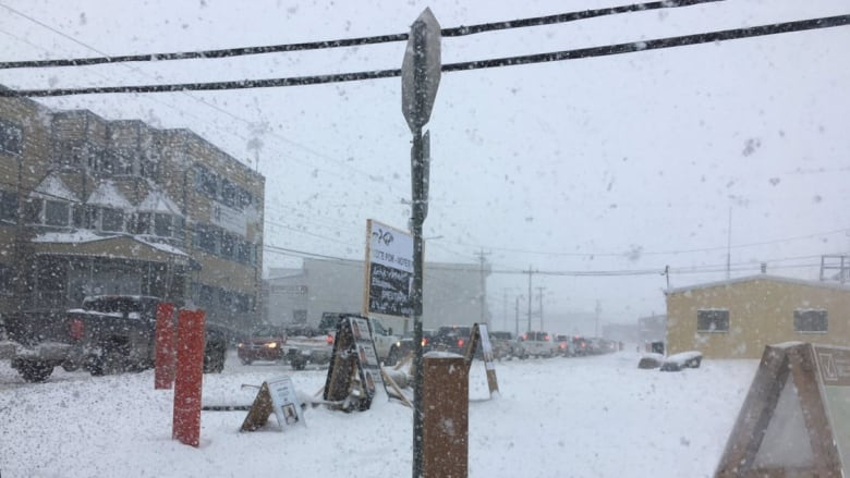 Halloween Is Off, Schools And Offices Closed In Iqaluit Due ...