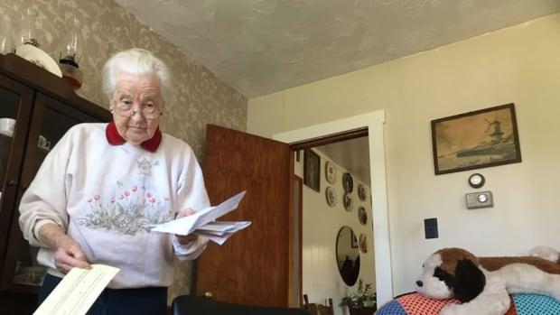 Helen Wheaton, 89, of Sackville