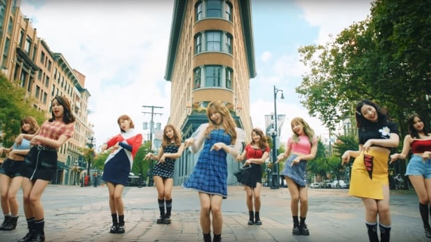Twice, a nine-member girl group, is one of the highest selling acts in K-pop or Korean pop.