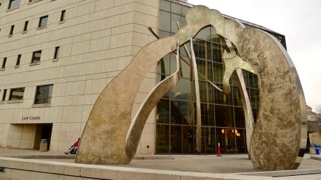 Manitoba law courts building stock