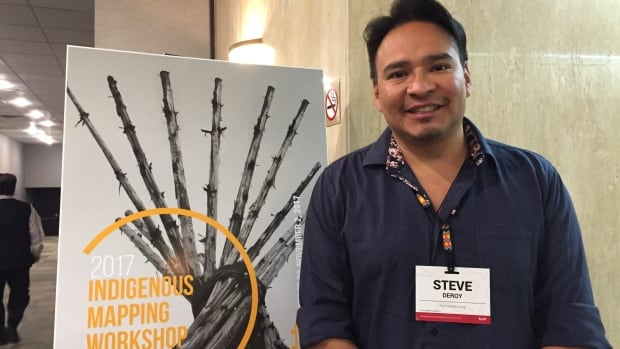 Steven DeRoy's company, the Firelight Group has been hosting workshops in Winnipeg aimed at getting more Indigenous people involved in mapping.