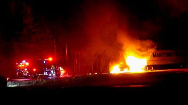 Man killed in crash with gravel truck near Saskatoon