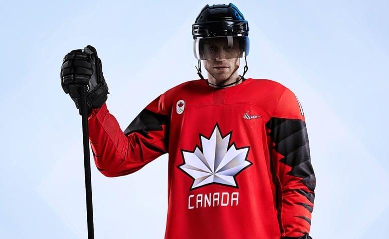 Canada's Olympic hockey jerseys through the years   CBC Sports