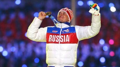 Sochi Olympics Alexander Legkov