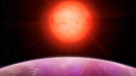 Monster planet NGTS-1b exoplanet