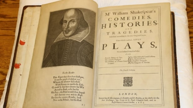 Western University has a special new addition to its library: a rare edition of Shakespeare's plays that dates back to 1685.