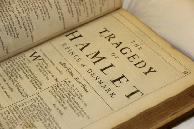 Hamlet fourth folio