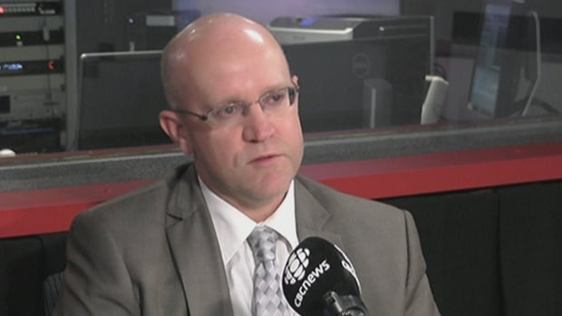 George Daley, the president of the New Brunswick Teachers Association, says classroom composition is a major issue for teachers across the province.