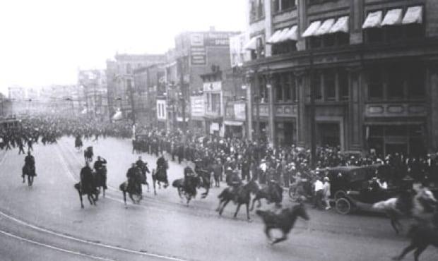 General Strike archives