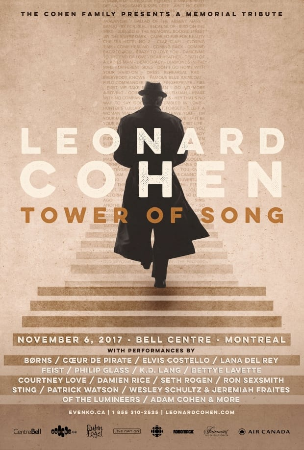 Leonard Cohen: Tower of Song