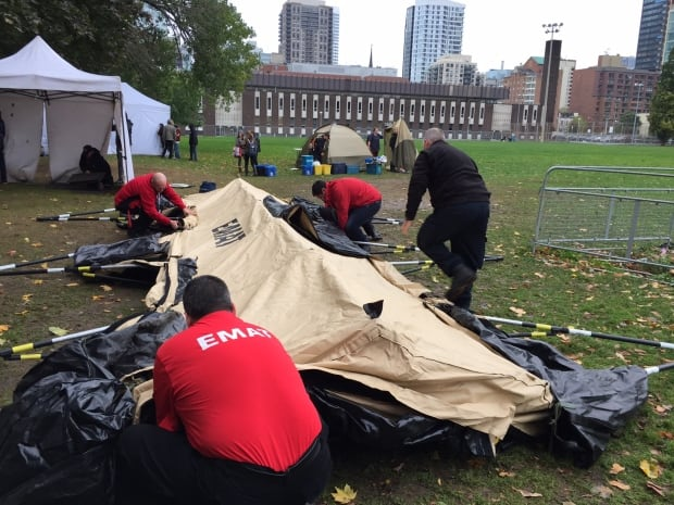 Moss Park Safe Injection site