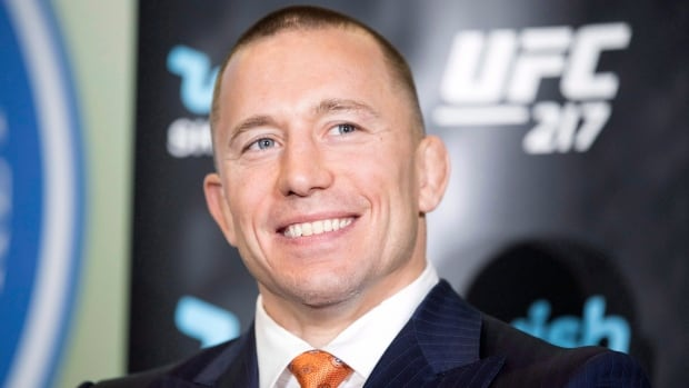 Georges St-Pierre makes his long-awaited UFC return this Saturday following four years away from the sport.
