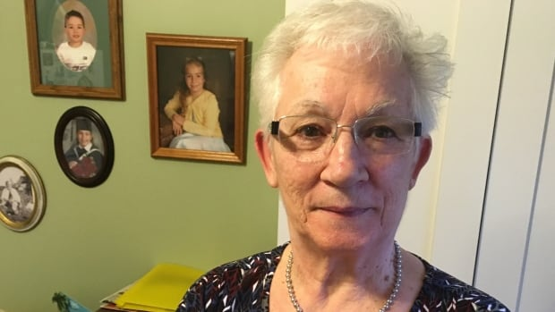 Rachelle Chatelain, 75, said she was shocked to learn she lost her medical benefits during a recent visit to the dentist. She relied on medical coverage from her late husband's Sears employee benefits.
