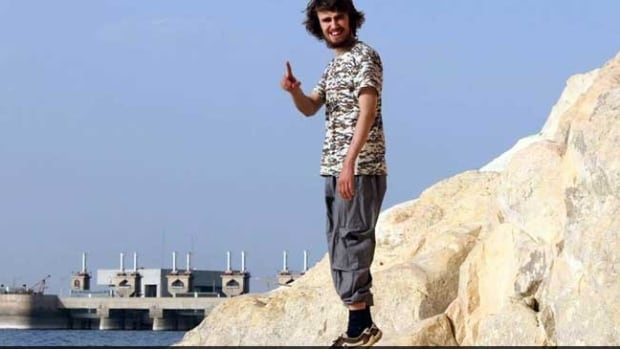 Jack Letts went to Syria and Iraq in 2014. He is now in a jail in northern Syria.
