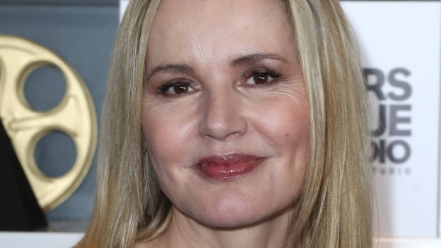 Geena Davis, seen here at the Sundance Film Festival in January, was among the speakers at the annual Women in Entertainment summit in Los Angeles Thursday.