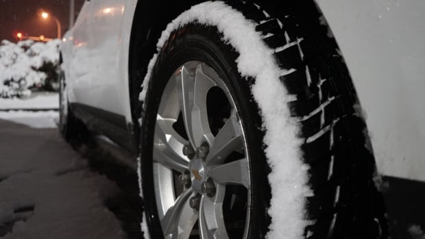 Taxis and Uber drivers in Ottawa are not required to install winter tires. Across the river, snow tires are mandatory for all vehicles in Quebec.