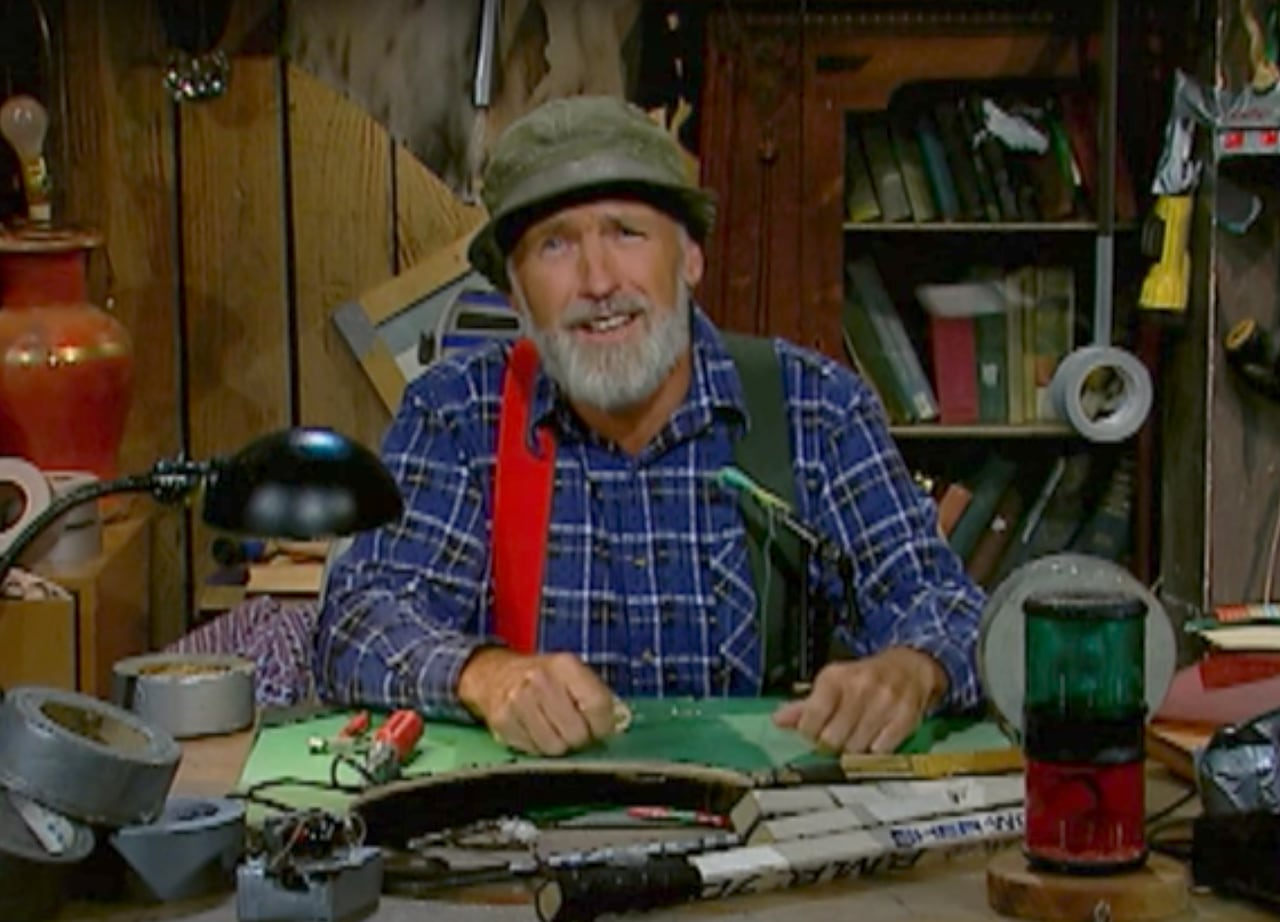 725e896ee3a692 How Steve Smith keeps the Red Green character going: Duct tape and a new  book
