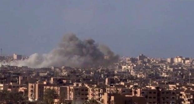 Syria Deir el-Zour