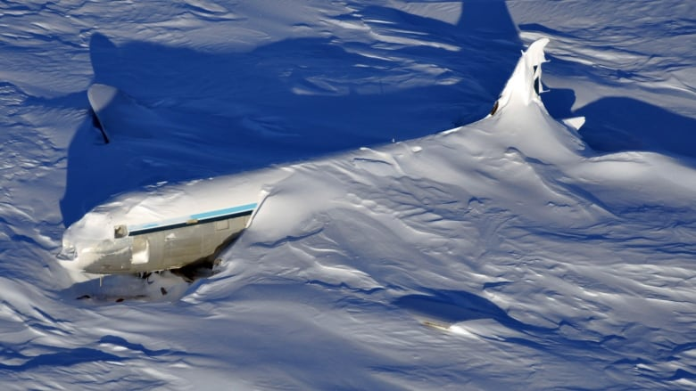 Remembering the Baffin Island plane crash that could have