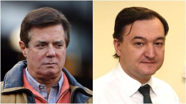 Paul Manafort and Sergei Magnitsky