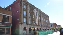 Wellington hotel Sherbrooke