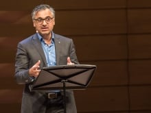 In his second Massey Lecture, Payam Akhavan details just how hard it is to punish war criminals, recalling his time with the UN as a prosecutor at The Hague and on the streets of Sarajevo, among other conflict zones.
