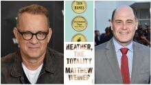 Tom Hanks and Matt Weiner
