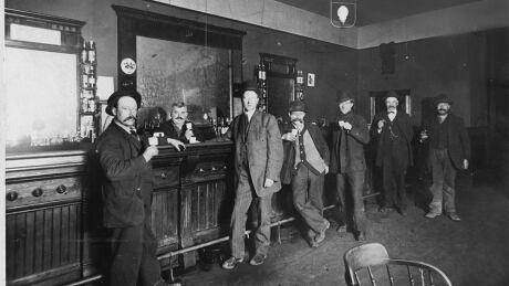Steveston Prohibition