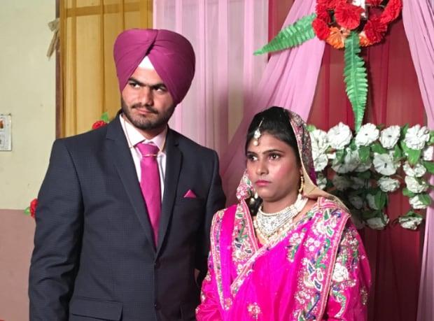 Gagandeep Singh and Kawaljeet Kaur