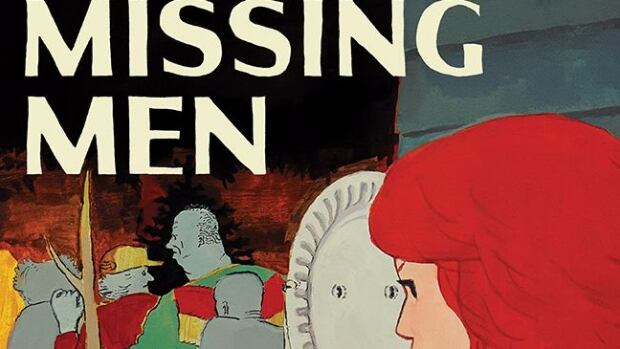 The Case of the Missing Men is the first graphic novel by New Brunswickers Kris Bertin and Alex Forbes.