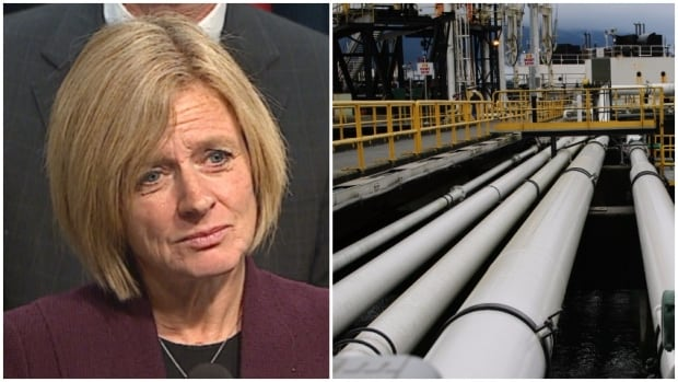 Notley Trans Mountain
