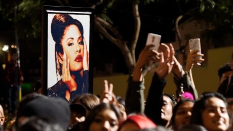 Selena Quintanilla Honored With a Star on the Hollywood Walk of