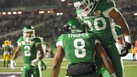 Roughriders RB Marcus Thigpen suspended 2 games for doping thumbnail