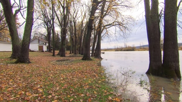 Rigaud is encouraging flood victims to contact them before the cold weather sets in.