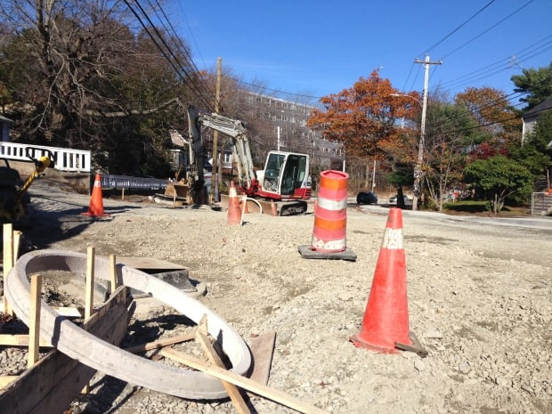 St. Margarets Bay Road closure
